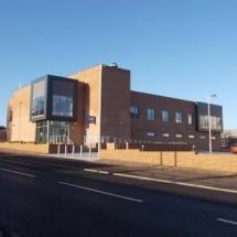 Drumchapel Police Station, Glasgow