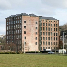 Gourock Ropeworks Building