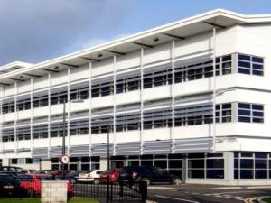 Cumbernauld College, New Build & Refurbishment