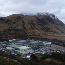 Alloy Wheel Factory, Fort William