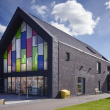 Newmains Community Hub, Wishaw