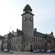 Clydebank Town Hall, Clydebank