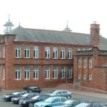 West Scotland College, Abercorn Building, Paisley Campus