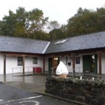Inveruglas Visitor Centre, Loch Lomond