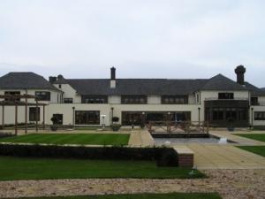 Western House Hotel, Ayr Racecourse