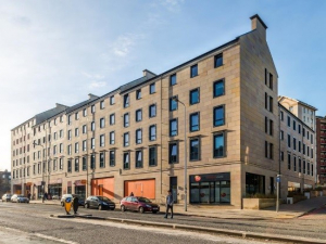 Shrubhill Student Accommodation, Edinburgh