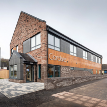 Cordale/Caledonia Housing Association, Renton