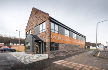 Cordale/Caledonia Housing Association, Renton