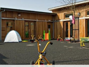 Riverside Inverclyde Nursery, Greenock