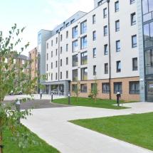 Murano Student Accommodation, Edinburgh