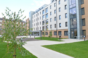 Murano Student Accommodation, Edinburgh