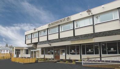 Redhurst Hotel, Giffnock